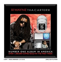 Lil Wayne CD Budget copy